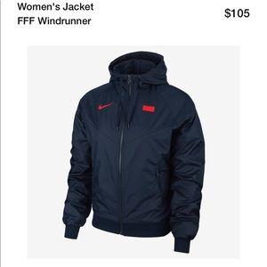 Nike France Women's NSW Windrunner Jacket